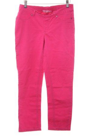 Treggings pink Casual-Look
