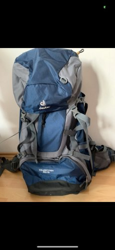 Deuter Trekking Backpack dark blue-grey