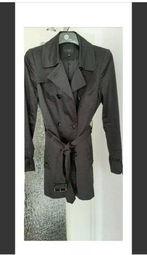 1.2.3 Paris Trench Coat black