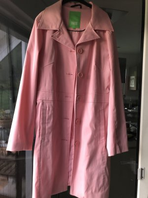Bamboo Trench Coat pink