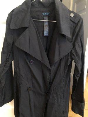 Custo Hooded Coat black