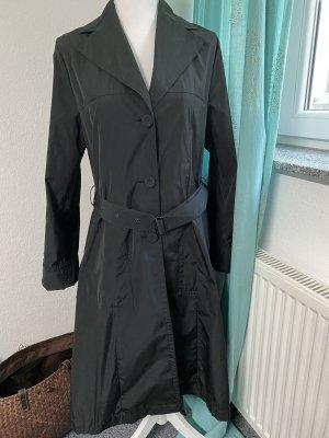 René Lezard Trench Coat black