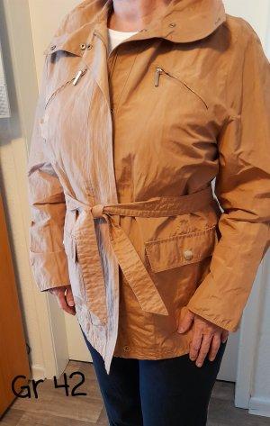 Gerry Weber Gabardina marrón arena-beige