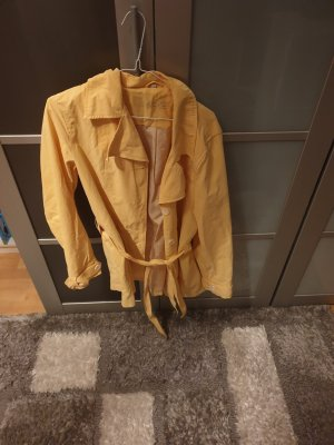 Authentic Trenchcoat jaune