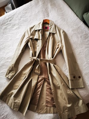 Cinque Trench Coat sand brown