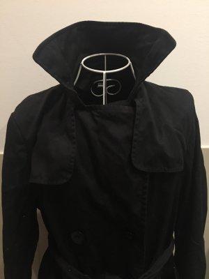 1.2.3 Paris Trenchcoat noir