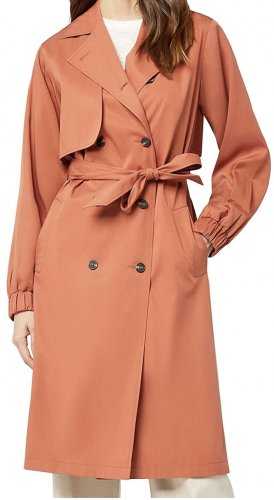 Trench Coat multicolored