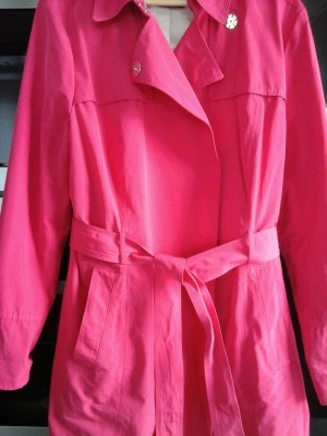 Sir Oliver Trench Coat pink