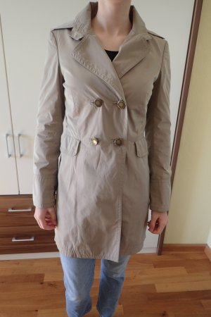 Alberto Biani Trenchcoat beige polyester