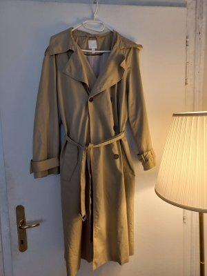 Trenchcoat beige Oversized