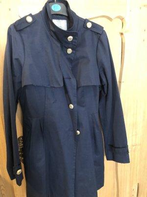 Trenchcoat blau