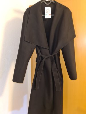 andere Marke Trench Coat black