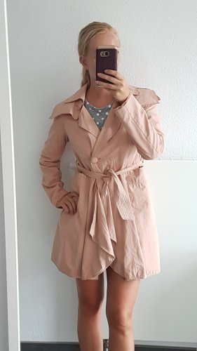 trenchcoat Coral/Rose Gr 38 Object