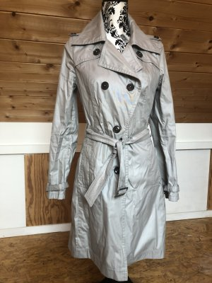 Drykorn for beautiful people Trench Coat light grey