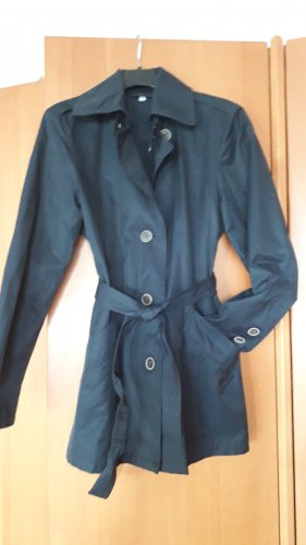 Bonita Naval Jacket dark blue cotton
