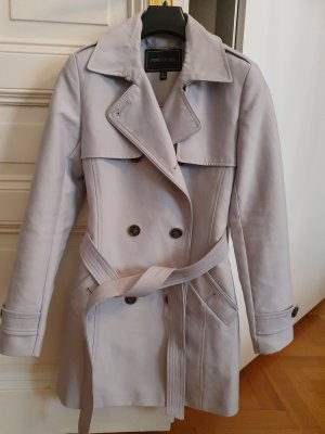 Forever New Trench Coat silver-colored-light grey