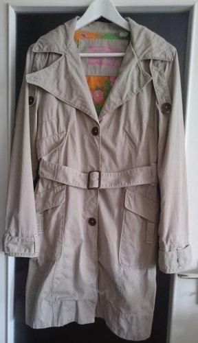 Trenchcoat Gr.L, beige von Miss Sixty