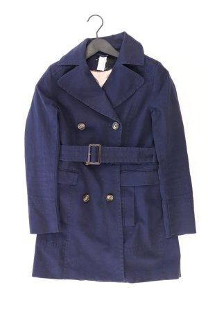 Trench Coat blue-neon blue-dark blue-azure