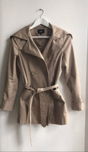 YES OR NO Trench Coat multicolored