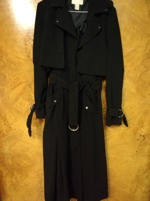 Trenchcoat H&M, Midi Oversize, Gr. 34