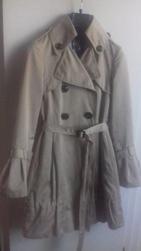Trenchcoat in beige von SPOOM, Gr. 34