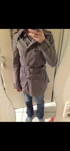 Lerros Trenchcoat gris