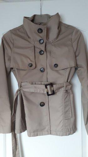 H&M Trenchcoat beige-camel