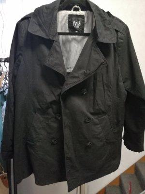 M&S Trenchcoat noir