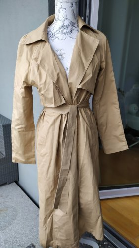 Trenchcoat Mantel beige Gr L super Zustand