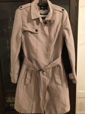 Trenchcoat Mantel More & More beige Gr. 40/L