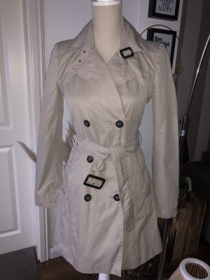 Trenchcoat Mantel Trench Gr. XS 34
