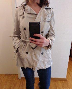 Trenchcoat Mantel von Zara