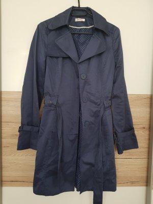 Orsay Trench Coat dark blue