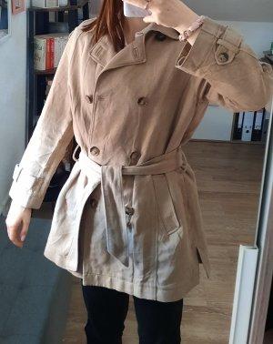 Massimo Dutti Trench Coat light brown