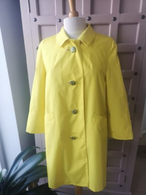 Trench giallo