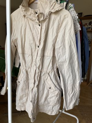 Gina Benotti Heavy Raincoat cream