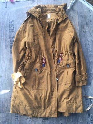 Trenchcoat Parkastyle Small Zara