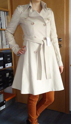 Patrizia Pepe Trenchcoat beige clair coton