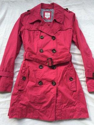 Trenchcoat pink