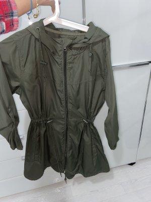 Regenjas khaki