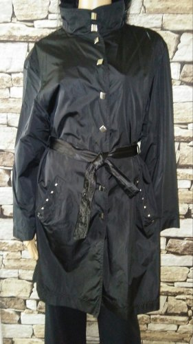 Tuzzi Trench Coat black