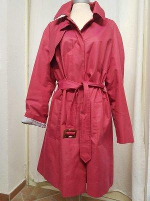 Trenchcoat Rot in Größe 40