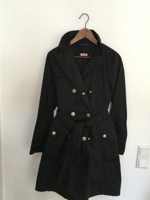 Trenchcoat schwarz von Max& Co