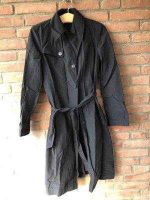 Trenchcoat schwarz von Sisley