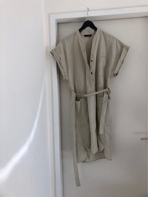 Set Fashion Robe cargo beige clair