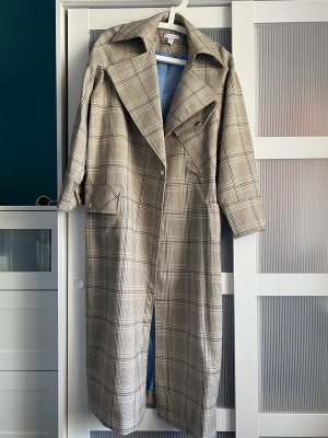 Topshop Trench Coat multicolored