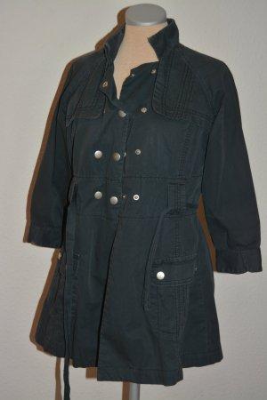 Trenchcoat TOPSHOP Größe 8 Euro Größe 36 Baumwolle