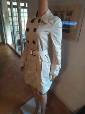 Trenchcoat Übergangsmantel Zara S minimalistisch