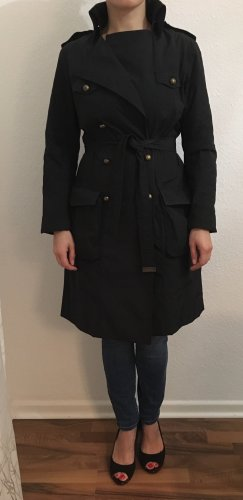 Betty Blue Trenchcoat zwart