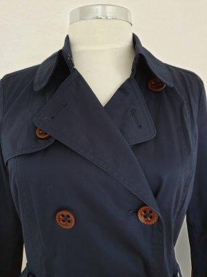 Esprit Trench Coat dark blue
